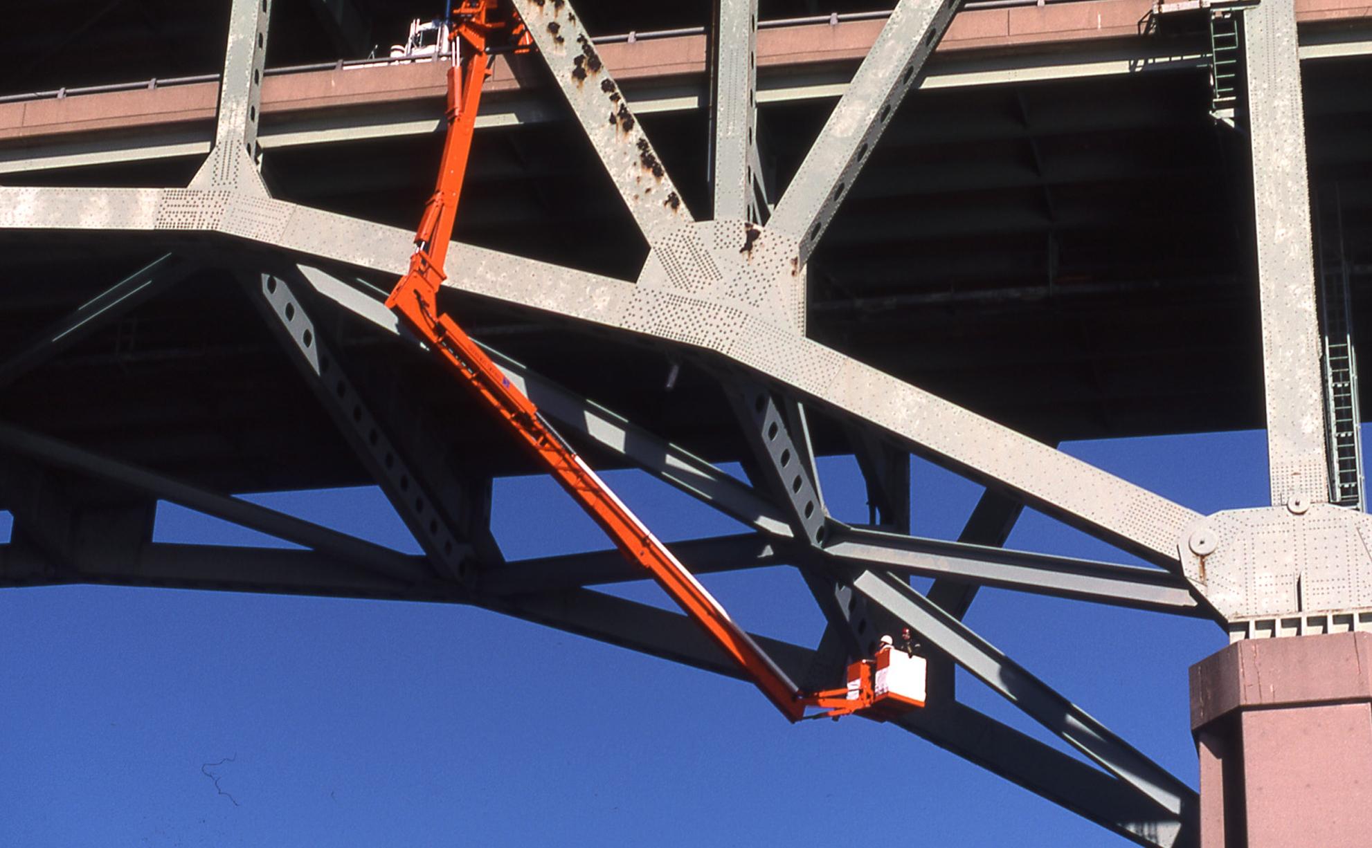 Philadelphia Bridge Inspection