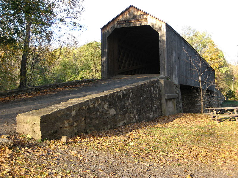 Covered PA Bridge