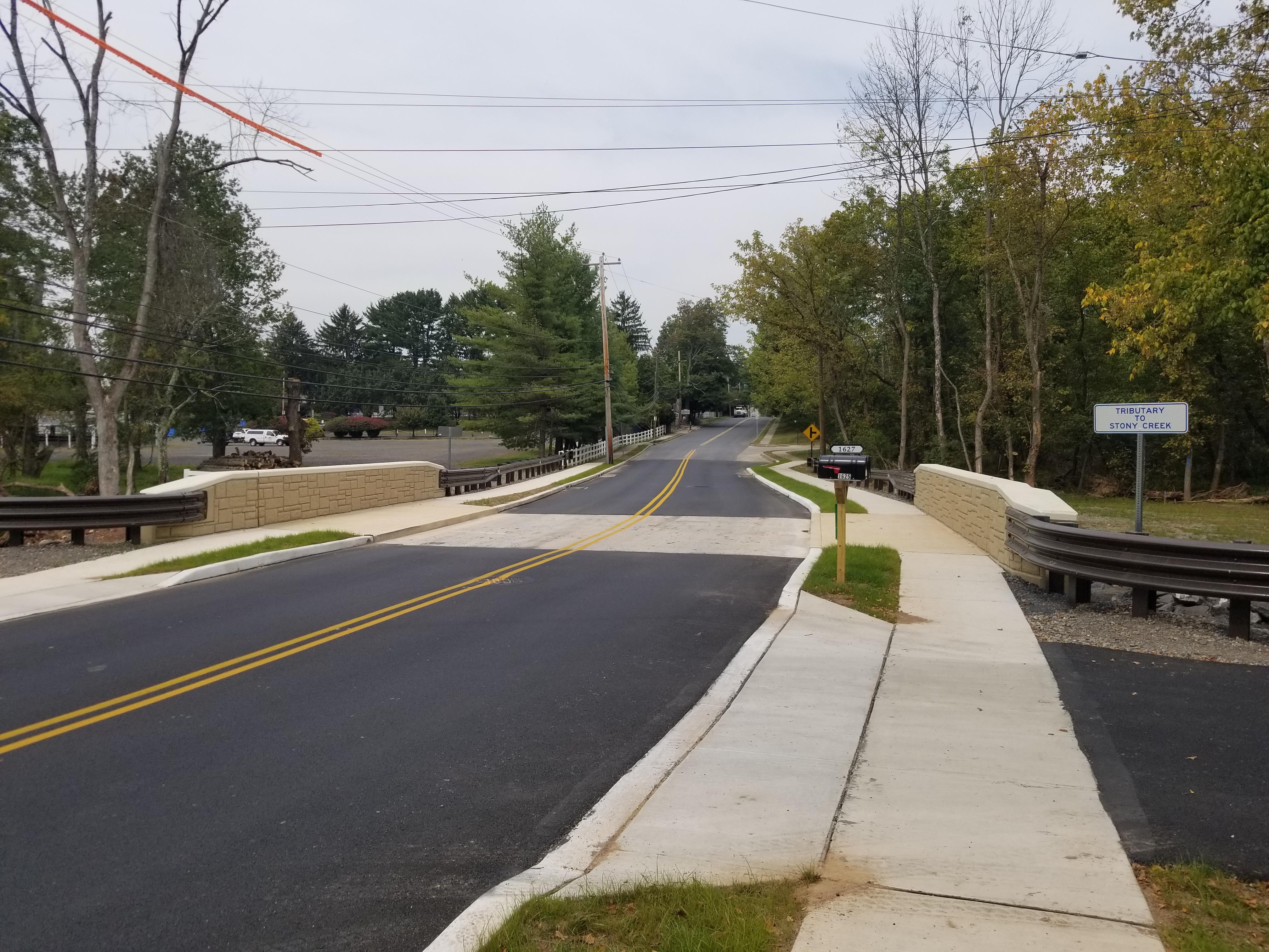 Yost Road over Stony Brook