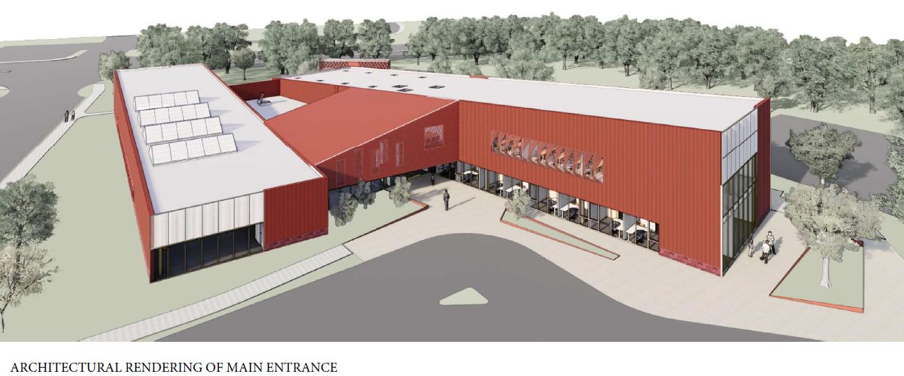Bucks County Community College Center for Advanced Technologies